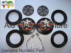 Genuine Numatic NVD 570 572 752 902 Hoover Vacuum Cleaner Twin Motor 205785