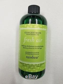 Genuine Oem Rainbow Vacuum Fresh Air Freshener Deodorizer Scent D&a Fragrance