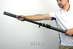 High Reach Carbon Fibre Telescopic Vacuum Pole to fit Henry Hetty Numatic vacuum
