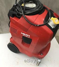 Hilti VC 40 U Industrial Vacuum 110v Dust Extractor Wih New Filter