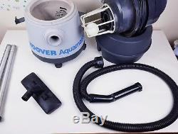 Hoover Aquamaster Combined Vacuum Cleaner Carpet Shampoo & Wet & Dry Vac +