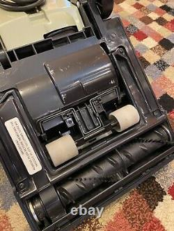 Hoover Turbopower U2332 Vintage Bagged Vacuum Cleaner In Wedgwood Green