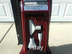 Hoover Upright. POWER DRIVE SUPREME SELF PROPELLED MODEL U3729-930 VACUUM CLEANER