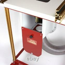 INCRA Clean Sweep Downdraft Dust Collection Cabinet for Router Tables