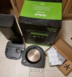 IROBOT ROOMBA Robot Vacuum + Automatic Dirt Disposal S9+ VGC S20573
