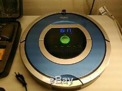 IRobot Roomba 790, Fernbedienung, Lighthouse, Akku neuwertig, Ersatzteile