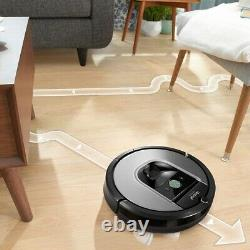 IRobot Roomba 960 Robot Vacuum Cleaner, WiFi Connected and Programmable via App