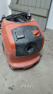 Industriesauger, Baustaubsauger HILTI VC20-U m. Elektr. Filter- Abklopffunktion
