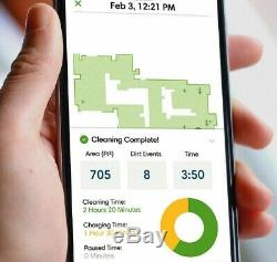 Irobot Roomba 960 Vacuum Cleaner For Pet Hair Carpets Hard Floors i Robot Rumba