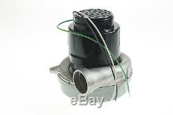 Jaguar Prochem Machine motor Lamb Ametek 2 Stage Vacuum Motor 6.6 240v