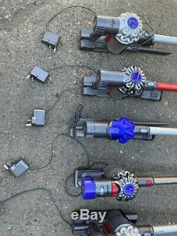Job Lot X 10 Dyson Cordless Handheld Trigger Hoover Vacuum Cleaner For Parts
