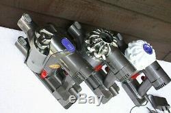 Job Lot X 3 Dyson Sv03 V6 Dc44 Animal Dc59 Cordless Vacuum Cleaner Hoover