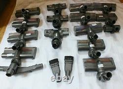 Job lot 15 Motor Brush Power Heads Dyson DC44 59 SV03 04 Bundle -13 heads Spin