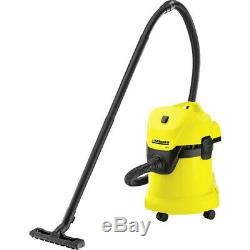 Karcher WD 3 17L Wet & Dry Vacuum Cleaner 230V