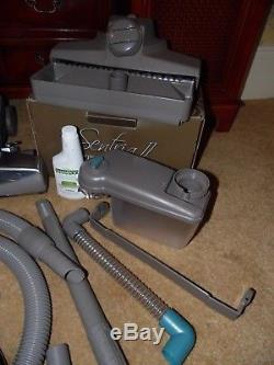 Kirby G10e Sentria 2 Vacuum Cleaner With Caddy, Tools As Pictured & Shampooer