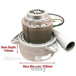 LAMB AMETEK 116154-00 Vacuum Cleaner Hoover Tangential 3 Stage 240 Volt Motor
