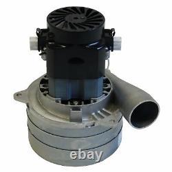 Lamb Ametek 1500W Vacuum Cleaner Motor 145mm 5.7 3 Stage Thru Flo 240V MT265