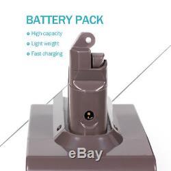 Li-ion Battery For Dyson Absolute V6 DC58 DC59 DC61 DC62 D72 DC74 Animal 3000mAh