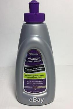 Lot 25 Shark Sonic Duo Carpet Cleaner 8 oz Concentrate No Rinse 1600oz Diluted