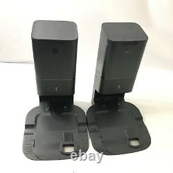 Lot of 2 iRobot Clean Base For i7 Roomba Automatic Dirt Disposal ADE-N1 USED
