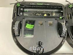 Lot of 3 iRobot Roomba S9 Vacuum Cleaners AS-IS For Parts or Repair (B)