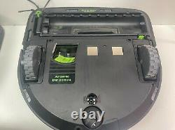 Lot of 4 iRobot Roomba S9+ Plus S9 Vacuums Only For Parts Or Repair Not Working