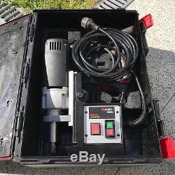 Magnetkernbohrmaschine Würth Master MKB 35 Elektro inkl. Koffer Aufsätze Komplet
