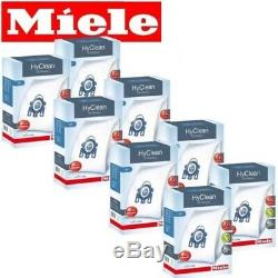 Miele GN Dust Bags 3D HyClean Genuine Mega XXL 32 Bags 16 Filters Pk