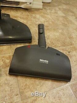 Miele Platinum Vacuum Model S344i With Miele SEB217 Power Brush