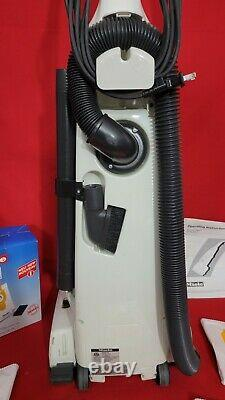Miele Powerhouse HEPA upright Vacuum with Attachment