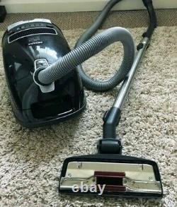 Miele S8310 Power Plus 2200W Black Vacuum Cleaner RRP £599