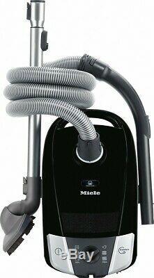 Miele Vacuum Cleaner Compact C2 Hardfloor Obsidian Black