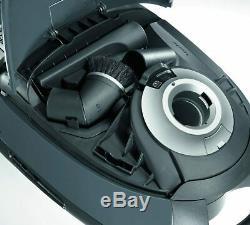 Miele Vacuum Cleaner Compact C2 Hardfloor Obsidian Black 10660740