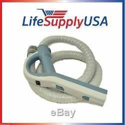 NEW Electric Vacuum Hose to fit Lux Epic Aerus Legacy 5000, 6000, 6500SR (BLUE)