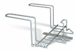 NEW GENUINE Vacuflo 35' UNIVERSAL central vacuum hose & rack