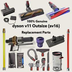 NEW Genuine Dyson V11 (SV16) Outsize BIG Cordless Vacuum REPLACEMENT PARTS