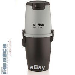 NILFISK SUPREME 150 Einbaustaubsauger/Zentralstaubsauger (107404970)