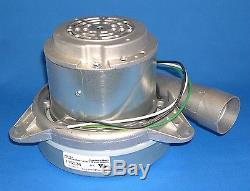 New Ametek Lamb 2-Stage 7.2 Vacuum Motor for Vacuflo, Beam, MD, Nutone 115334