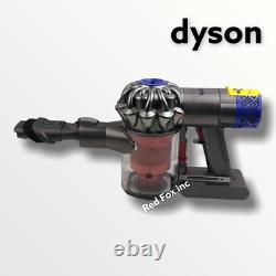 New Dyson V6 HEPA Car + Truck + Boat Handheld Cordless Vacuum Cleaner