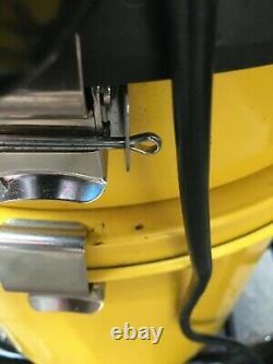 New Other Numatic HZ350 HZ370-2 Hazardous Dust Vacuum Cleaner H Class 16L
