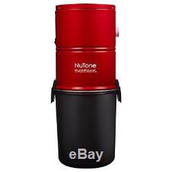 NuTone Central Vacuum PurePower 500W Power Unit