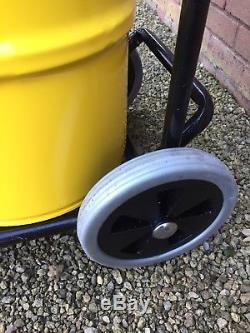 Numatic HZ750-2 Hazardous Dust Vacuum Cleaner H Class Chimney Sweep 240v