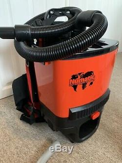Numatic RSB140 Battery Powered Back Pack Vacuum Cleaner RECONDITION/NEW PARTS