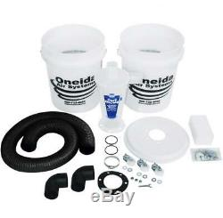 Oneida Air Systems Dust Deputy Deluxe Cyclone Separator Kit