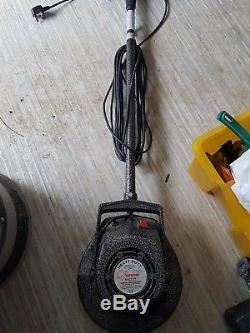 Oreck orbiter floor polisher scrubber xl heavy duty 480
