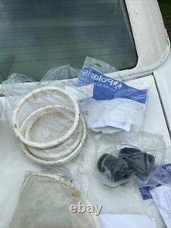 POLARIS 280 Swimming Pool Vacuum Cleaner plus multiple extra parts tail hoses