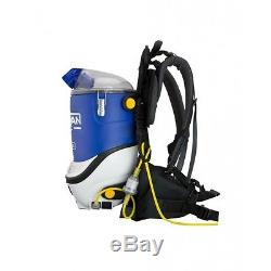 Pullman Advance Commander Pv 900 Backpack Vacuum Cleaner 2 Year Warranty
