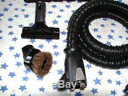 RAINBOW VACUUM CLEANER ELECTRIC POWER NOZZLE HOSE, WANDS & TOOLS FOR1 or 2 SPEED