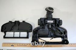 RAINBOW VACUUM POWER NOZZLE HEAD BLACK SERIES E2 Type 12 LED PN-12