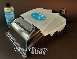 Rainbow E2 Black vacuum cleaner AquaMate shampooer system with shampoo AM-12